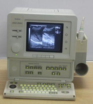 ALOKA SSD 500