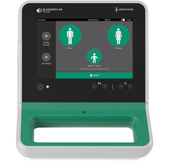 Portable Ultrasound Device Quantifies Bladder Volume