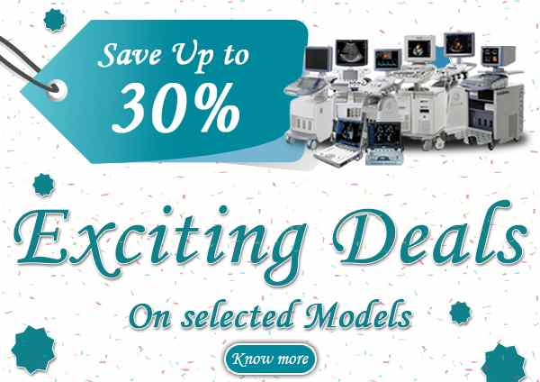 """Exciting Summer Offer exclusively for Color Dopplers"" from Niranjan Ultrasound"